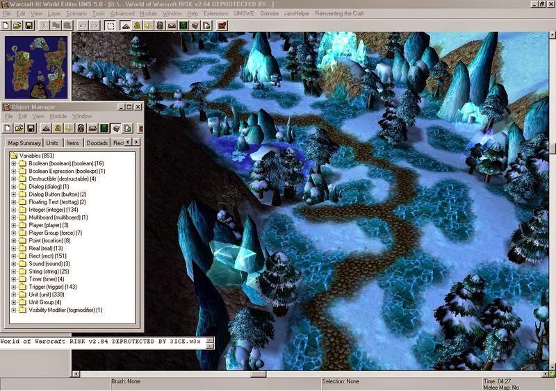 Protecting Warcraft 3 maps - Vexorian's Map Optimizer and